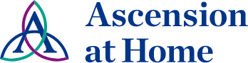 logo for Ascension at Home logo